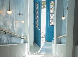 Mirabile Luxury Suites, отель в Ханье