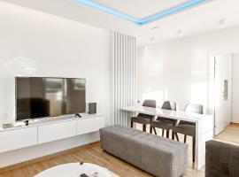 White Apartments, apartman u Beogradu