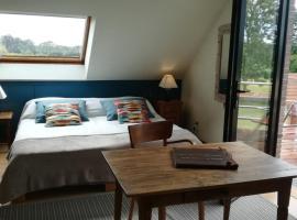 Studio Sur Pierri, hotel near International Gomze Golf Club, Louveigné