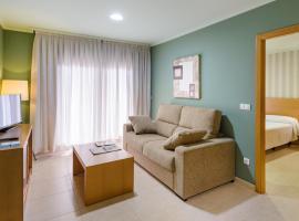 Apartamentos Trisquel, hotel cerca de Playa de Silgar, Sanxenxo