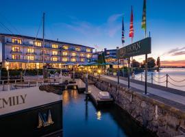 Bad Horn - Hotel & Spa, hotel near St. Gallen-Altenrhein Airport - ACH, Horn
