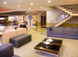 Mercure Curitiba Golden, hotel with pools in Curitiba