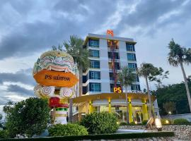 PS Mae Sod Hotel, hotel in Mae Sot