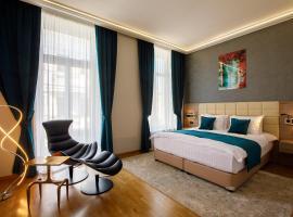 Casa Hrisicos, hotel din Constanţa