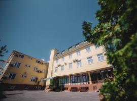 Sunrise Osh, отель в Оше