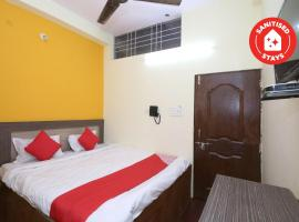 OYO 40695 Hotel Aradhya, hotel in Jabalpur