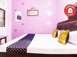 SPOT ON 68238 Asha Palace, hotel near Kanpur Airport - KNU,