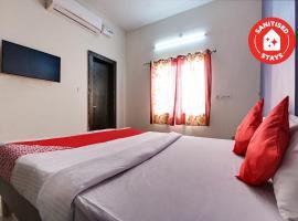 OYO 69843 Hotel Nikunj Palace, hotel in Būndi