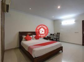 OYO 45416 The Naagaa Residency, hotel in Kanchipuram