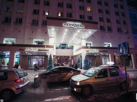 Конгресс-отель Меридиан, отель в Мурманске
