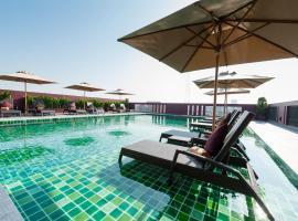 Casa Nithra, hotel near Khao San Road, Bangkok