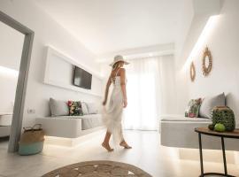 Ios Art Studios & Luxury Apartments, ξενοδοχείο στην Ίο