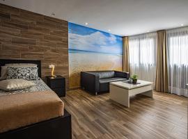 Suite del Mar 3 Jandia – hotel w pobliżu miejsca Plaża Esquinzo w mieście Playa Jandia