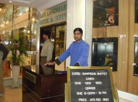 NEW SAFI LANDMARK HOTEL, hotel in Kabul
