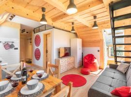 Apartamenty Zobacz Giewont Zakopane, hotel in Kościelisko