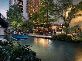 Hyatt Regency San Antonio Riverwalk, hotel in San Antonio