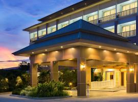 Swan Lake Hotel Sattahip, hotel near U-Tapao Rayong-Pattaya International Airport - UTP,