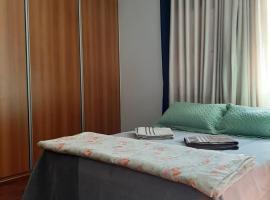 Quartos na Pampulha/UFMG, hospedagem domiciliar em Belo Horizonte
