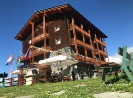 Edelweiss Hotel Champoluc, Hotel in der Nähe von: Seilbahn Frachey - Alpe Ciarcerio, Champoluc