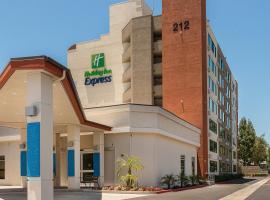 Holiday Inn Express Fullerton-Anaheim, hotel near Hope International University, Fullerton