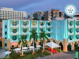 Wave Hotel Pattaya, hotel near The Avenue Pattaya, Pattaya