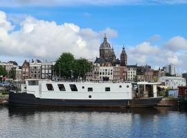 Beagle Houseboat, Boot in Amsterdam