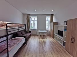 Prater Apartments, hotel in Vienna