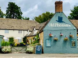 The Old Pheasant, hotel in Oakham