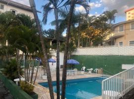 VITORIA GARDEN, hotel em Águas de Lindoia