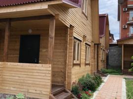 Летний теремок, self catering accommodation in Gelendzhik