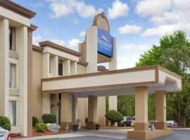 Baymont by Wyndham Charlotte-Airport Coliseum, hotel near Charlotte Douglas International Airport - CLT, Charlotte