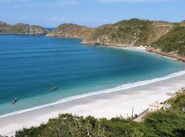 Apart-Hotel Golden Lake 2, hotel in Arraial do Cabo