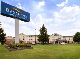 Baymont by Wyndham Mackinaw City, hotel in Mackinaw City