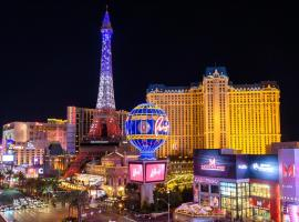 Paris Las Vegas Hotel & Casino, four-star hotel in Las Vegas