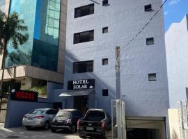 Hotel Solar Bela Vista, hotel em São Paulo