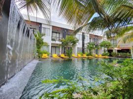 Central Corner d'Angkor, hotel Sziemreapban