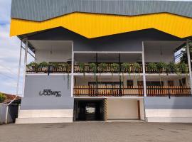 Hotel Olympic Jogja, hotel in Yogyakarta