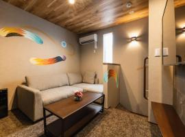 GRAND BASE Shianbashi, serviced apartment in Nagasaki