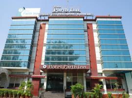 Hotel Parth Inn, hotel en Ghaziabad