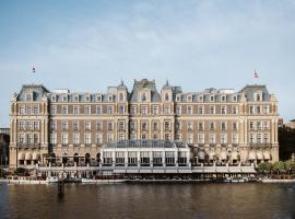 InterContinental Amstel Amsterdam, hotel near Heineken Experience, Amsterdam