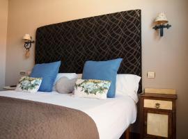 Hotel Rural la Concordia, hotel en Monzón de Campos