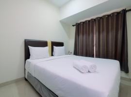 Strategic Location 1BR Apartment at Orange County CBD Meikarta By Travelio