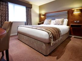 The Briar Court Hotel, hotel near Huddersfield Golf Club, Huddersfield
