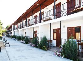 Family Hotel Zarya, готель у Затоці