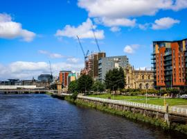 Riverview Apartments, boutique hotel in Glasgow