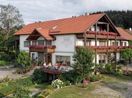 Landhotel Gruber, hotel a Waldmünchen