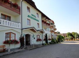 Komfort-Hotel Stockinger, hotel v Linci