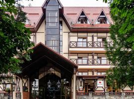 Edelweiss, отель в городе Яремче