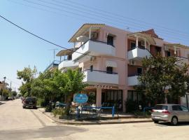 Hotel Eleni: Paralia Dionysiou şehrinde bir otel