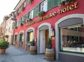 Budget Hotel Ravensburg, Hotel in Ravensburg